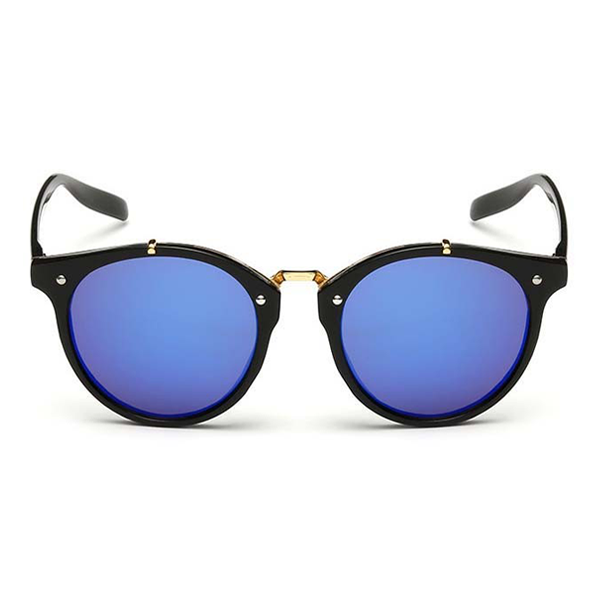 The High Fashion Taste Sunglasses Blue Mirror - Youthly Labs