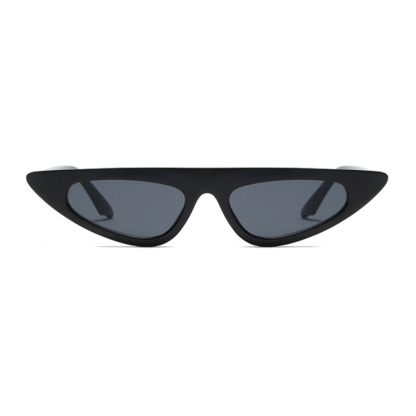 The Horizontal Blade Sunglasses Black - Youthly Labs