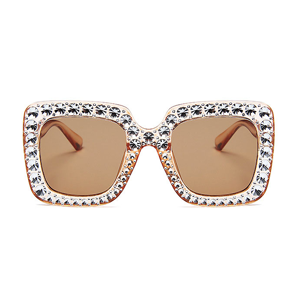 The Jeweler's Daughter Sunglasses Champagne - Youthly Labs