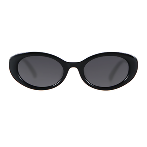 The Lady Cobain Sunglasses Black - Youthly Labs