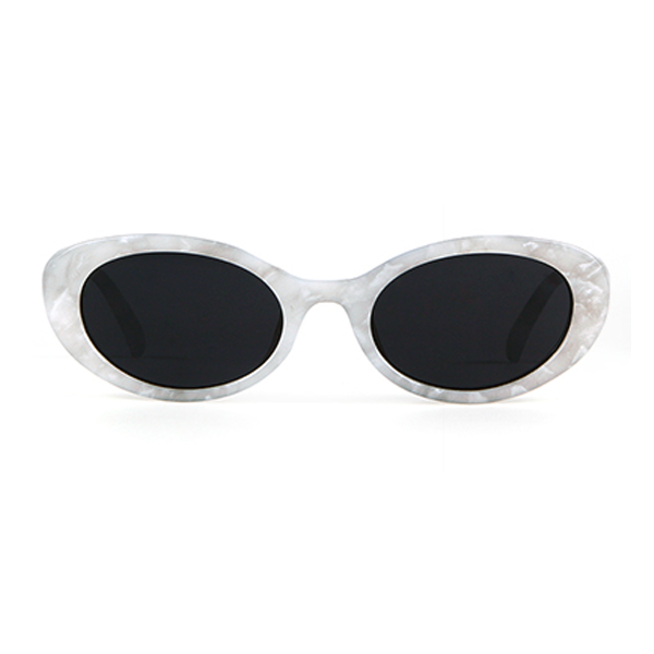 The Lady Cobain Sunglasses Marble - Youthly Labs