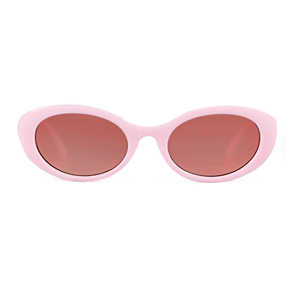 The Lady Cobain Sunglasses Pink - Youthly Labs