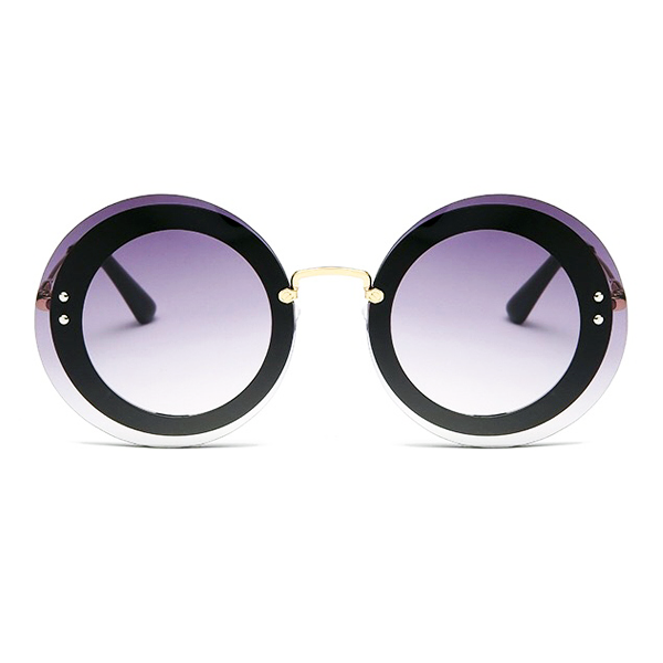 The Layered Beauty Sunglasses Black - Youthly Labs