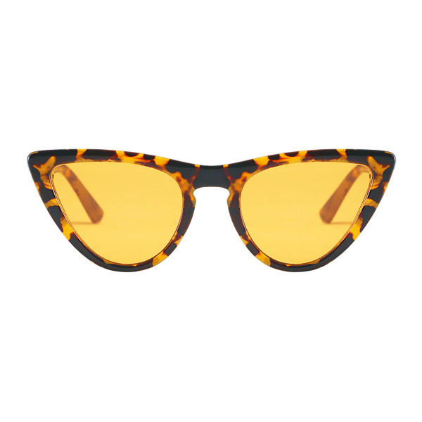 The Kitty Bridge Sunglasses Leopard - Youthly Labs