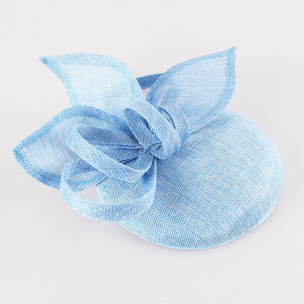 Light Blue Flower Petal Fascinator - Youthly Labs 3eb06c3836b