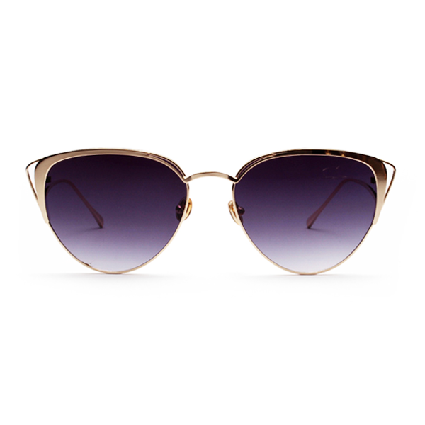 The Lover's Gaze Sunglasses Black - Youthly Labs