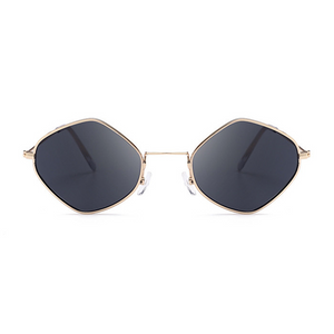 The Modern Diamond Sunglasses Black - Youthly Labs