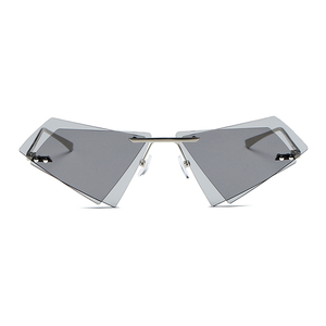 Origami Sunglasses Gray - Youthly Labs