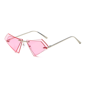 Origami Sunglasses Pink - Youthly Labs