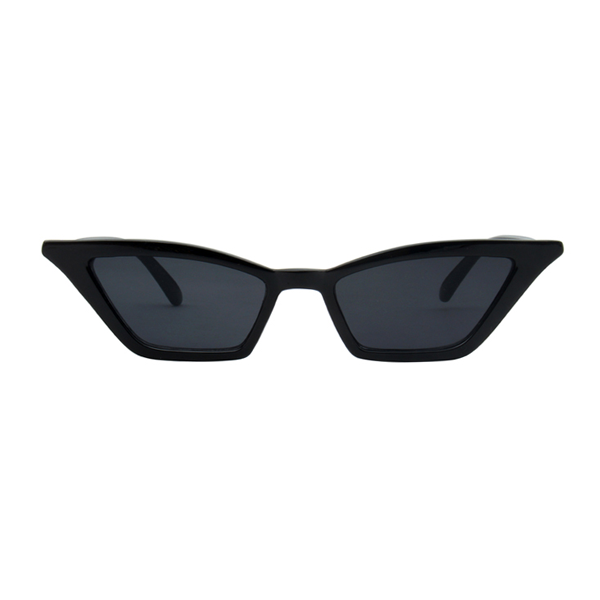 The Paper Airplane Sunglasses Black - Youthly Labs