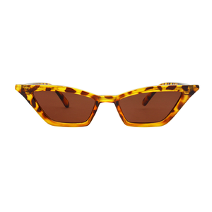 The Paper Airplane Sunglasses Leopard - Youthly Labs