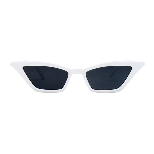 The Paper Airplane Sunglasses White - Youthly Labs