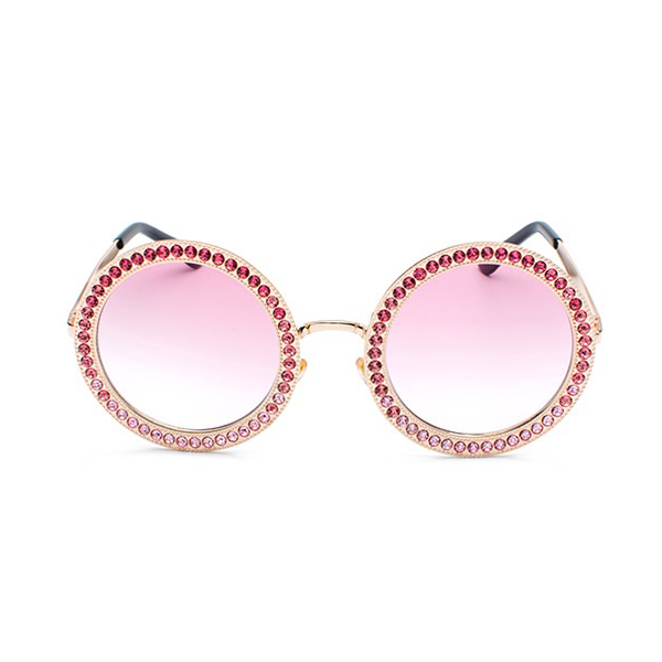 0709ba3b2e The Princess Sunglasses Pink - Youthly Labs