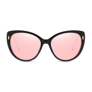 The Proper Kitty Sunglasses Pink Black - Youthly Labs
