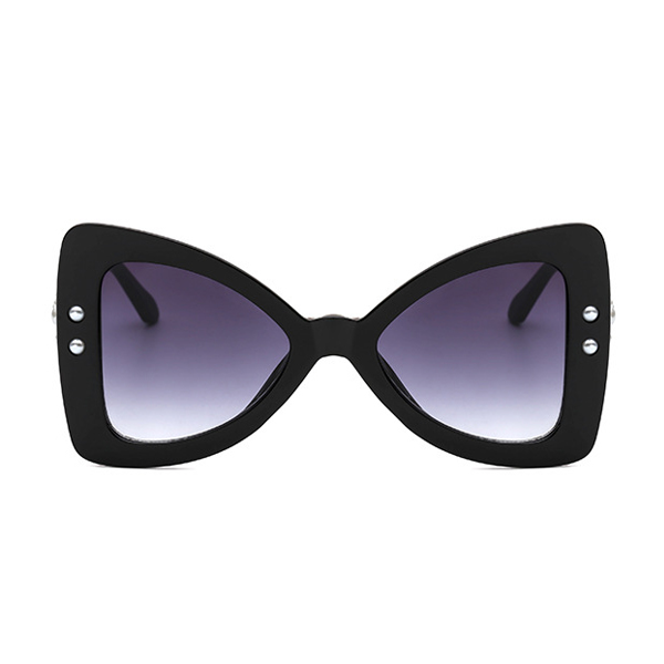 The Punk Butterfly Sunglasses Black - Youthly Labs