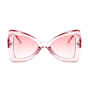 The Punk Butterfly Sunglasses Pink - Youthly Labs