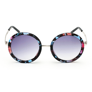The Pure Round Sunglasses Flower - Youthly Labs