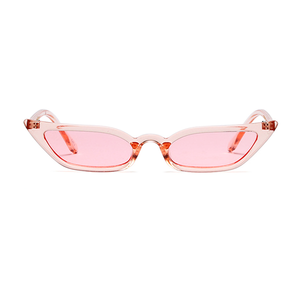 Queen B Sunglasses Clear Pink - Youthly Labs