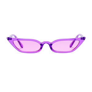 Queen B Sunglasses Neon Purple - Youthly Labs