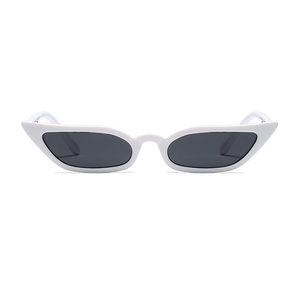 Queen B Sunglasses White - Youthly Labs