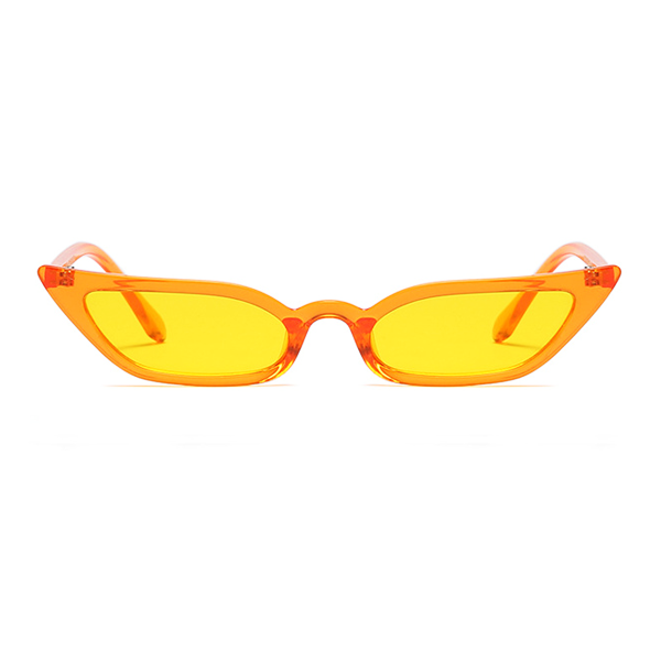 bcc134a499 Queen B Sunglasses Orange - Youthly Labs
