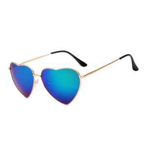 Aqua Sky Sunglasses Blue - Youthly Labs