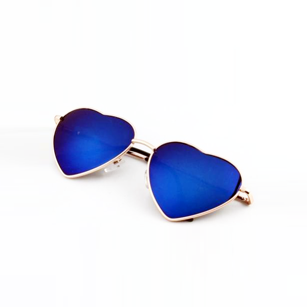Deep Blue Sunglasses - Youthly Labs