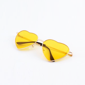 Always Happy Sunglasses Yellow - Youthly Labs