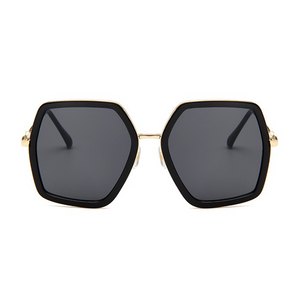 The Screen Siren Sunglasses Black - Youthly Labs