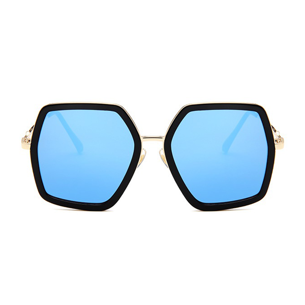 The Screen Siren Sunglasses Blue - Youthly Labs
