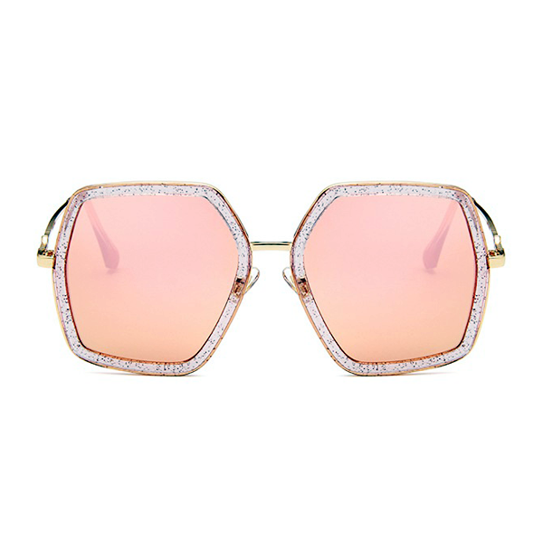 The Screen Siren Sunglasses Pink - Youthly Labs
