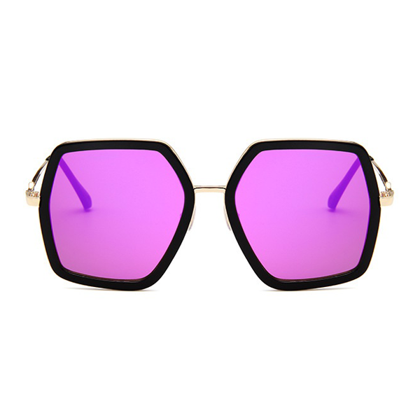 The Screen Siren Sunglasses Purple - Youthly Labs