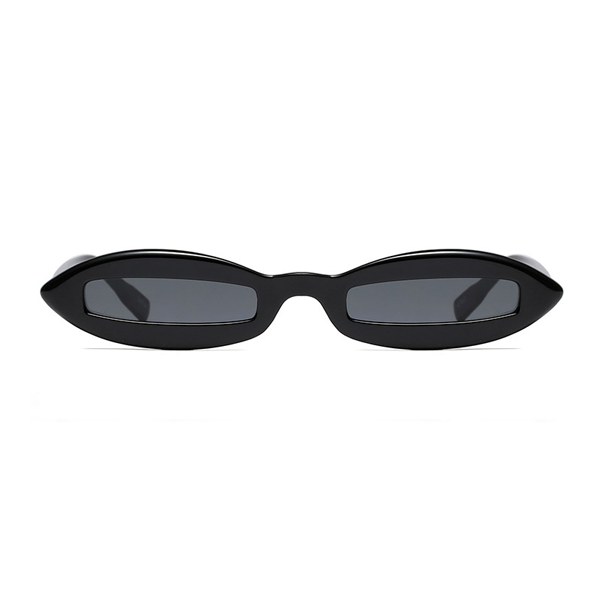 The Skinny View Sunglasses Black - Youthly Labs