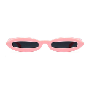 The Skinny View Sunglasses Pink - Youthly Labs