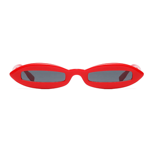 The Skinny View Sunglasses Red - Youthly Labs