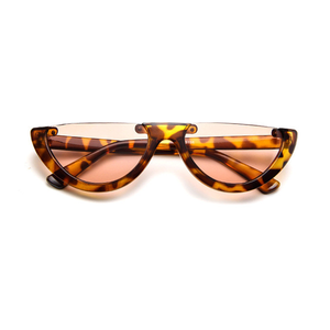 The Sleepy Kitty Sunglasses Leopard - Youthly Labs