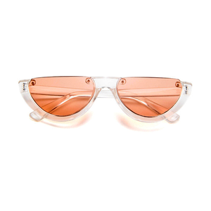The Sleepy Kitty Sunglasses Orange - Youthly Labs