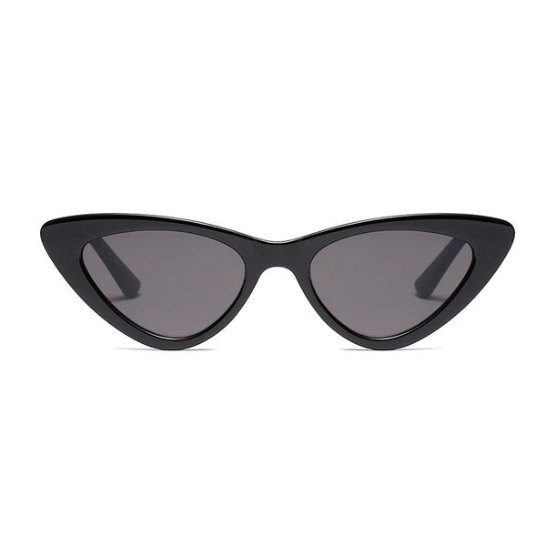 The Smooth Kitty Sunglasses Black