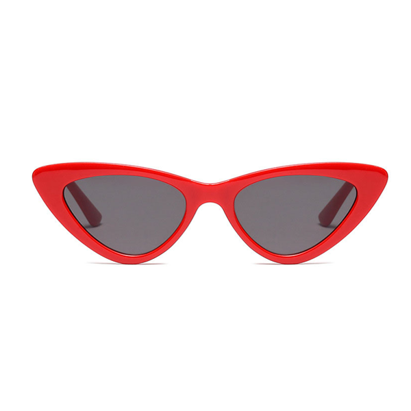 The Smooth Kitty Sunglasses Red