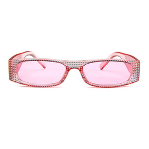 The Space Travel Chic Sunglasses Pink - Youthly Labs