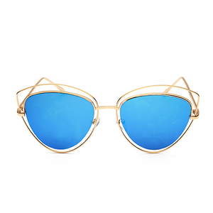 The Northern Lights Sunglasses Blue - Youthly Labs