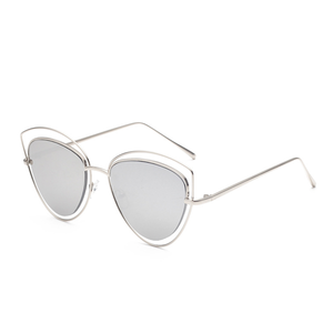 The Northern Lights Sunglasses Silver - Youthly Labs