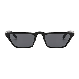 The Single Stripe Sunglasses Black - Youthly Labs