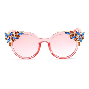 The Jeweler Sunglasses Pink - Youthly Labs