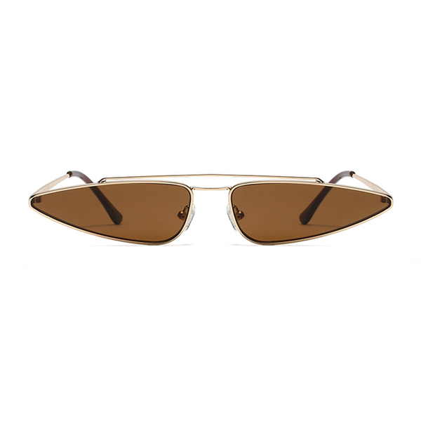 The Tiny Bridge Sunglasses Brown - Youthly Labs