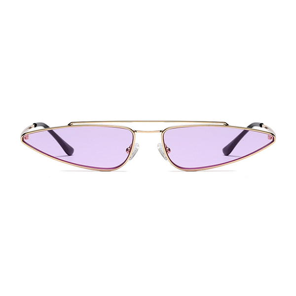 The Tiny Bridge Sunglasses Purple - Youthly Labs