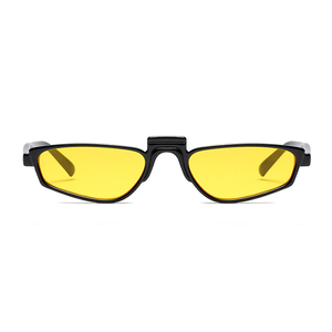 The Tiny Windshield Sunglasses Yellow - Youthly Labs