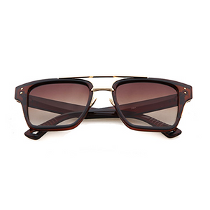 The Ultimate Persona Sunglasses Dark Red - Youthly Labs