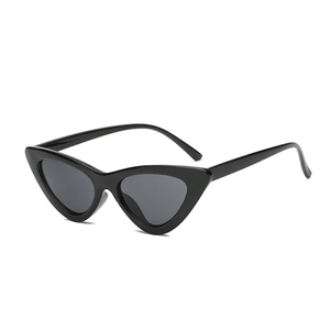 The Vintage Cat Sunglasses Black - Youthly Labs