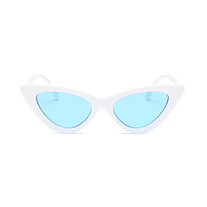 The Vintage Cat Sunglasses Sky Blue - Youthly Labs